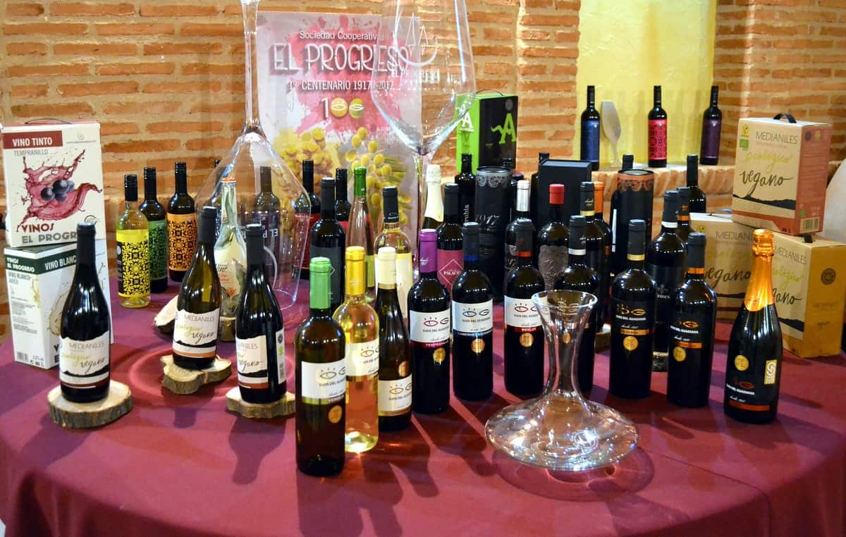 """Una Medalla de Oro y dos de Plata para los vinos """"Ojos del Guadiana"""" de El Progreso en el Concurso Mundial de Tempranillos"""