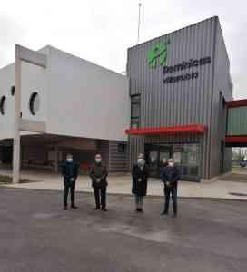 El equipo de Gobierno Municipal de Villarrubia de los Ojos visitó las nuevas instalaciones del Centro Educativo Dominicas