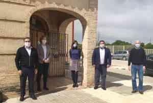Alto Guadiana Mancha recibió la visita de representantes del gobierno regional