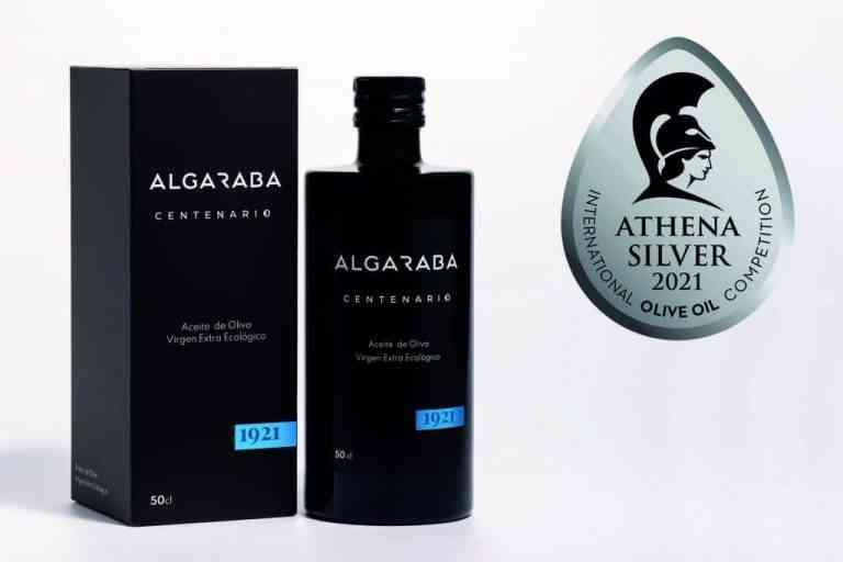 """El AOVE ecológico """"Algaraba Centenario"""" de Vidabol, Plata en el prestigioso Concurso Internacional de Aceite de Oliva Athena de Grecia"""