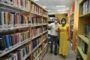 El Gobierno regional duplicará este año las ayudas para la renovación y mejora de equipamiento informático, mobiliario y climatización en las bibliotecas municipales