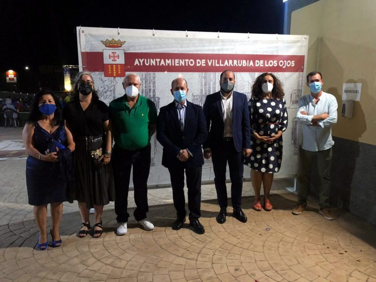 La Fiesta del Madrugador volvió a Villarrubia de los Ojos con humor y mucha música
