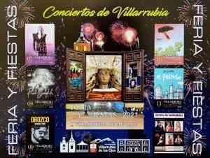 Villarrubia de los Ojos arranca sus Ferias y Fiestas con el pregón anunciador de esta noche